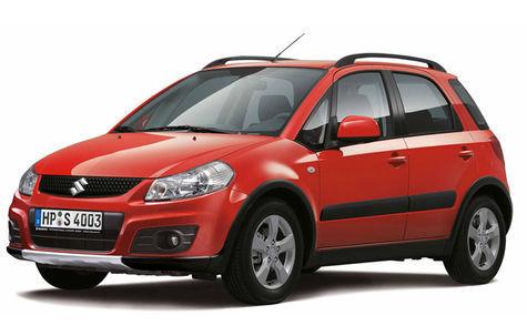 Suzuki SX4 (2010-2014)