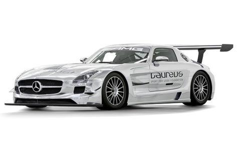 Mercedes-Benz SLS AMG GT3