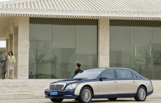 Daimler a oprit producţia la Maybach cu şase luni înainte de termenul anunţat - Poza 2