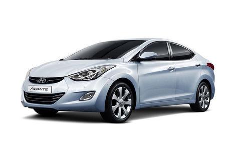 Hyundai Elantra (2011)