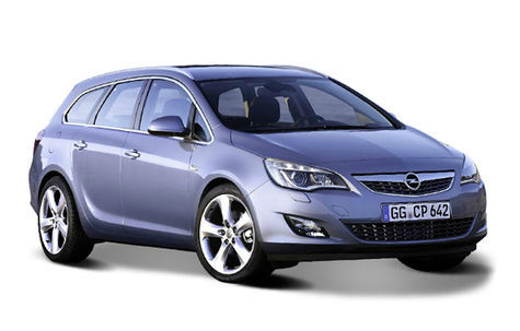 Opel Astra Sports Tourer (2010-2012)
