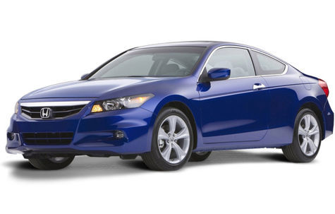 Honda Accord Coupe (2011-2014)