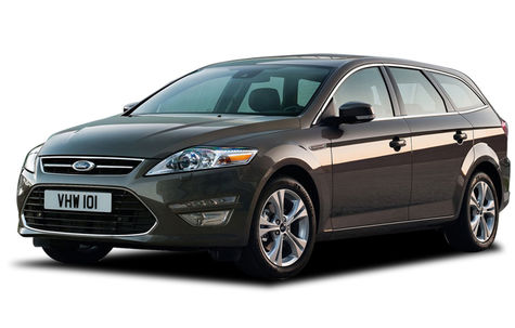 Ford Mondeo Wagon facelift (2010-2014)