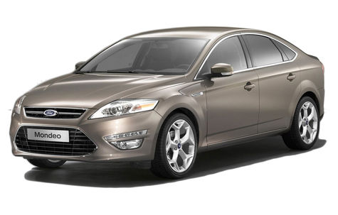 Ford Mondeo facelift (2010-2014)