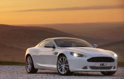 Aston Martin DB9 (2011)