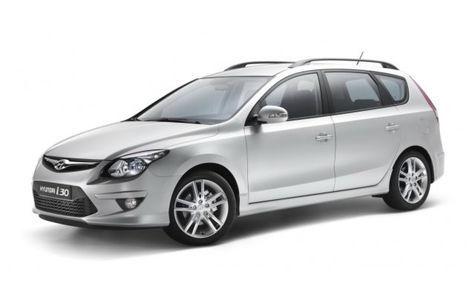 Hyundai i30u CW (2010-2012)