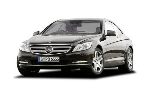 Mercedes-Benz CL (2010-2014)