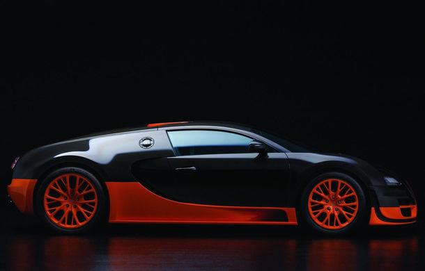 Bugatti pregăteşte un super Veyron de 1600 cai putere - Poza 2