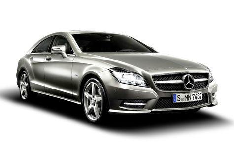 Mercedes-Benz CLS (2010-2014)