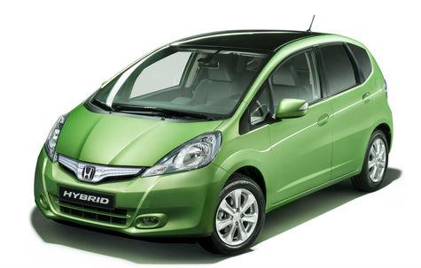 Honda Jazz Hybrid (2011-2014)