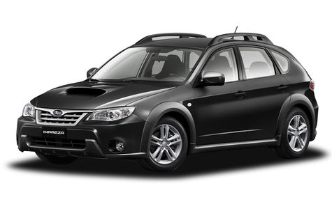 Subaru Impreza XV (2010-2011)