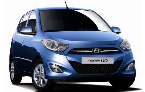 Hyundai i10 (2010-2014)