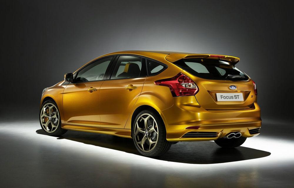 Ford Focus ST va avea un sistem care amplifică sunetul motorului - Poza 2