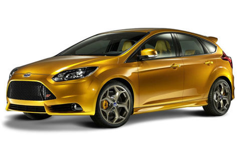 Ford Focus ST (2012-2014)