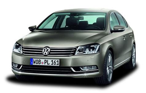 Volkswagen Passat (2010-2014)