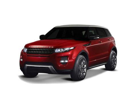 Range Rover Evoque (2011-2015)