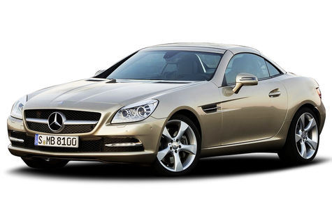 Mercedes-Benz SLK (2011-2016)