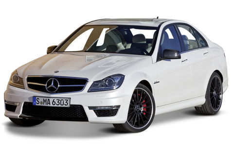 Mercedes-Benz Clasa C 63 AMG (2011-2013)