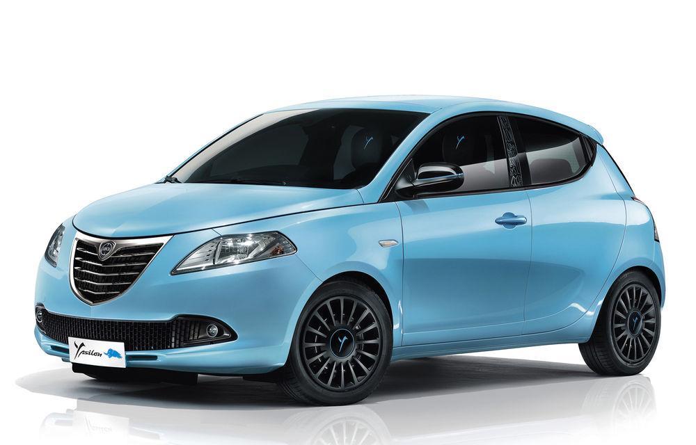 """Serghio Marchionne: """"Lancia va rămâne doar cu Ypsilon şi se va vinde numai în Italia"""" - Poza 2"""