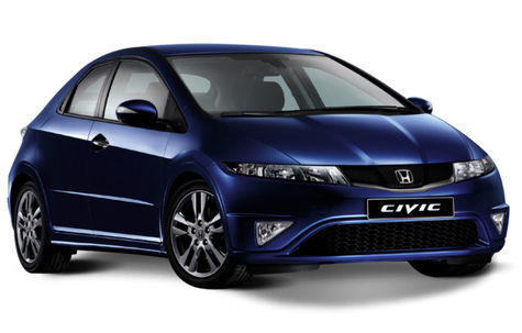 Honda Civic 5 usi (2009-2012)