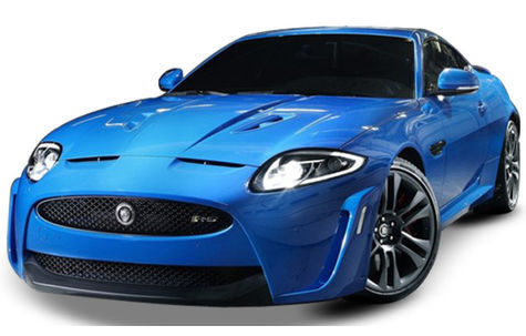 Jaguar XKR-S facelift (2012-2015)