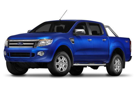 Ford Ranger facelift (2012-2016)