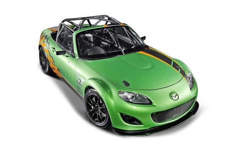 Mazda MX-5 GT Race Car