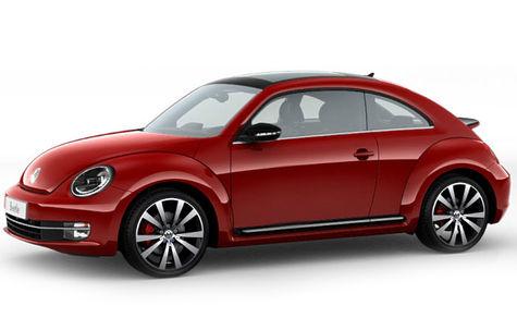 Volkswagen Beetle (2011-2016)