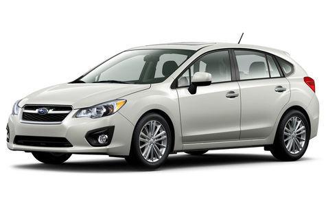 Subaru Impreza Wagon (2011-2014)