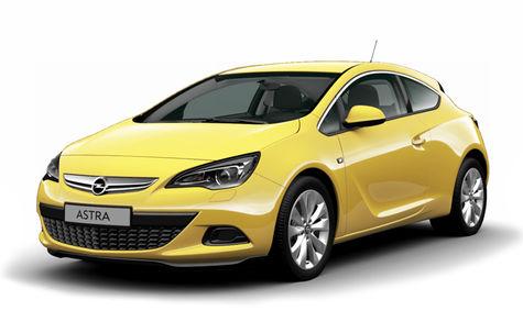 Opel GTC Astra (2011-prezent)