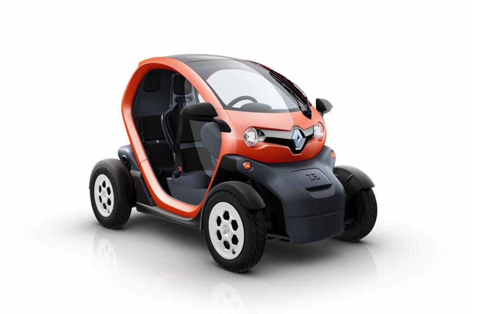 Preţuri Renault Twizy în România: modelul electric cu două locuri pleacă de la 7.000 de euro - Poza 2