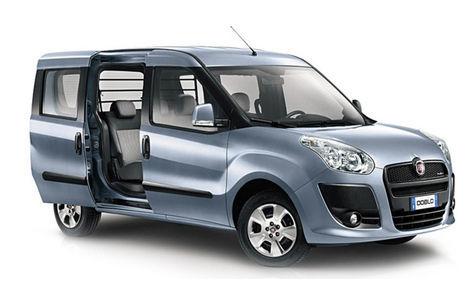 Fiat Doblo Combi (2010)