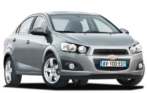 Chevrolet Aveo Sedan (2011-2015)