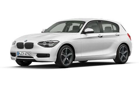 BMW Seria 1 (2012-2015)