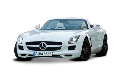 Mercedes-Benz SLS AMG Roadster (2011)