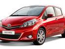 Poze Toyota Yaris (2011-2014)