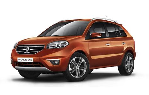 Renault Koleos (2011)