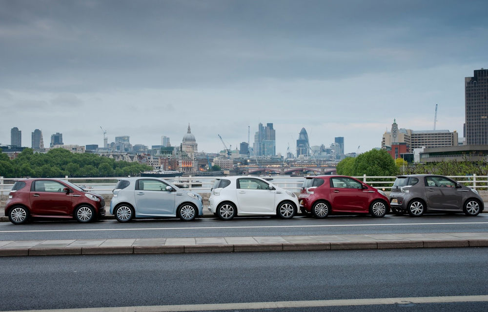 Aston Martin Cygnet a ieşit din producţie - Poza 2