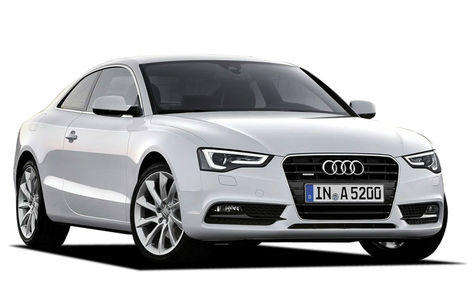 Audi A5 Coupe facelift (2011-2016)