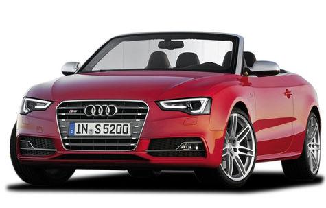 Audi S5 Cabriolet facelift (2011-2016)