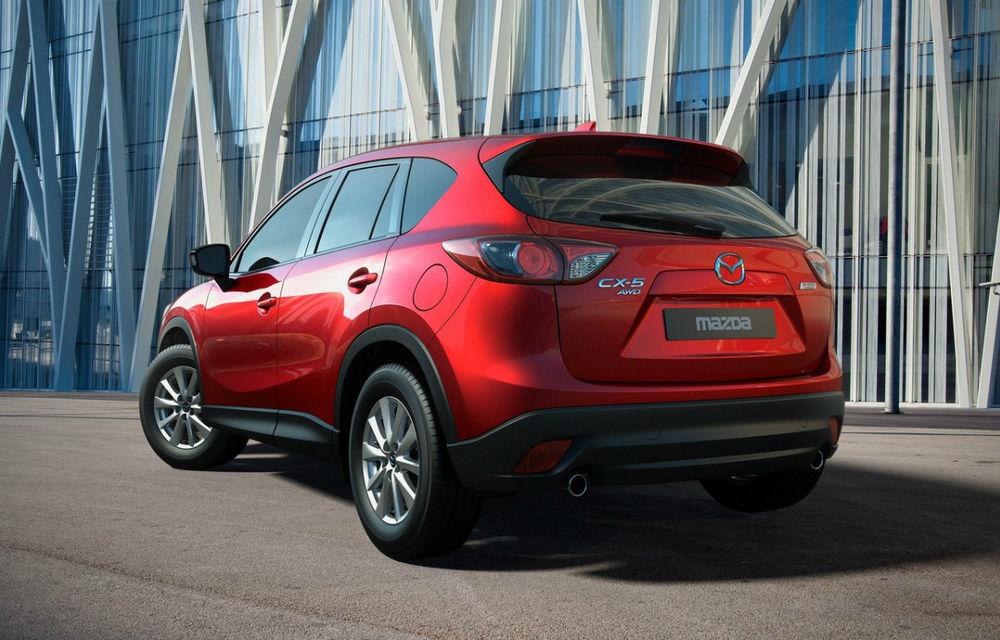 Mazda va obţine profit pentru prima dată în ultimii cinci ani datorită lui CX-5 - Poza 2