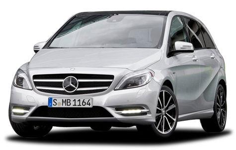 Mercedes-Benz Clasa B (2011-2014)