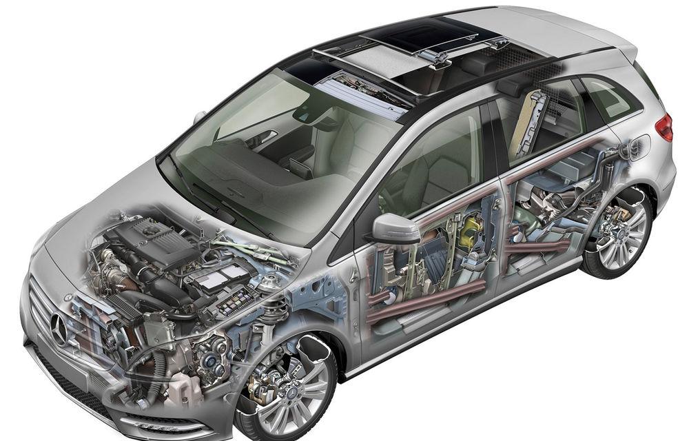Mercedes-Benz extinde capacitatea de producţie la fabrica din Ungaria - Poza 2