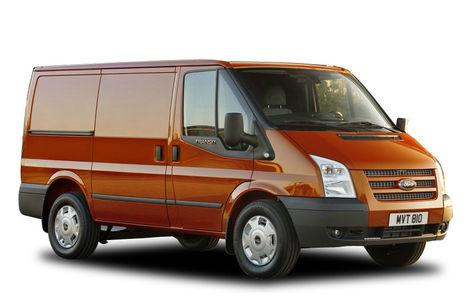 Ford Transit Van (2011-2015)