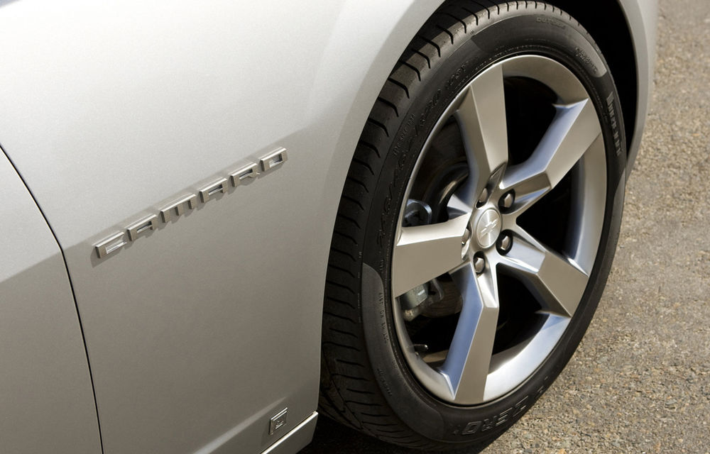 GM recheamă în service toate unităţile Chevrolet Camaro produse din 2010 până în prezent - Poza 2