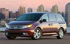 Honda USA Odyssey facelift