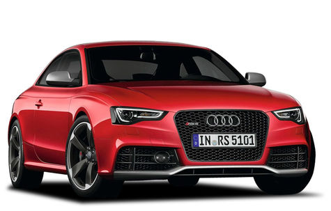 Audi RS5 facelift (2013-2015)
