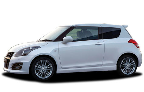 Suzuki Swift Sport (3 usi) (2013-2017)