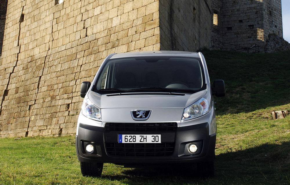 GM ar putea vinde vehicule comerciale de la PSA pe piaţa din SUA - Poza 2