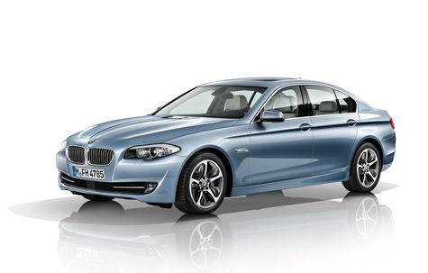 BMW ActiveHybrid 5 (2012-2013)